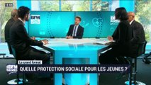Le grand format: Quelle protection sociale pour les jeunes ? - 07/09