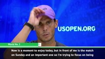 It will be a super tough final - Nadal