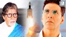 Bollywood Celebs Heartfelt Reaction To Chandrayaan-2 Failure