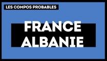 France - Albanie : les compos probables