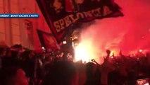L'énorme ambiance pour les 126 ans du Genoa