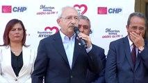 """Kılıçdaroğlu: """"Demokratik yollarla Türkiyeyi aydınlığa çıkartacağız"""" - AYDIN"""