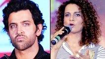 Hrithik Roshan BLAMES Media Over Kangana Ranaut Controversy