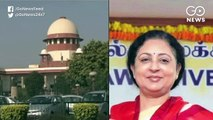 Chief Justice Of Madras High Court V.K. Tahilramani Resigns