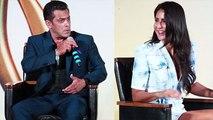Salman Khan shows her feeling for Katrina Kaif during IIFA event; Watch video | FilmiBeat