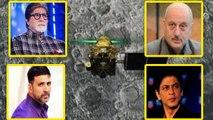Shahrukh Khan, Amitabh Bachchan, Akshay Kumar & other celebs react to Chandrayaan 2 | FilmiBeat