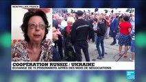 FR NW CLIP UKRAINE RUSSIE ECHANGE PRISONNIERS RELATION ZELENSKY POUTINE