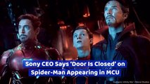 Sony CEO Comments On Spider-Man