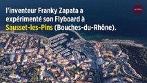 Nuisances sonores, pollution... La face cachée du Flyboard de Franky Zapata