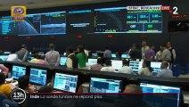 Espace : l'Inde a perdu son robot en route vers la Lune