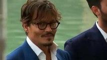 Jonny Depp espera un resultado bárbaro en la Mostra de Venecia