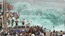 4 Unbelievable Natural Disasters Caught on Tape