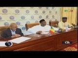 ORTM/Rencontre entre les membres du Gouvernement et les partenaires du Mali
