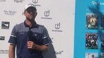 VIDÉO. Golf - Open de Bretagne. Entretien avec le Français Robin Sciot Siegrist