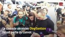 La Russie et l'Ukraine procèdent à un échange historique de 70 prisonniers
