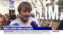 """Pesticides: Nicolas Hulot considère que """"5 à 10 mètres, ça paraît un peu dérisoire"""""""