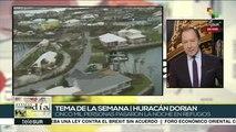 EEUU: huracán Dorian toca tierra en Carolina del Norte
