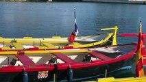Rameurs Venitiens : la bénédiction des bateaux