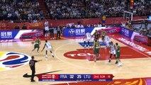 France 78-75 Lithuania