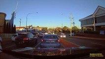 Un conducteur poursuivi par la police réussit à prendre la fuite