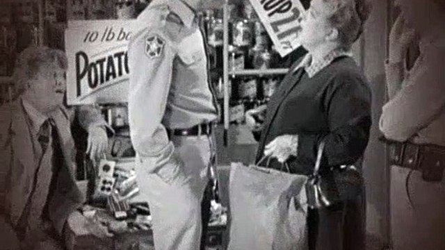 The Andy Griffith Show S02E22