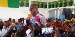 Fodé Oussou s'en prend à Alpha Condé et rejette son appel au dialogue inclusif