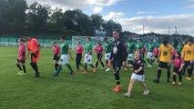 Jour de derby entre le Stade Pontivyen et la GSI
