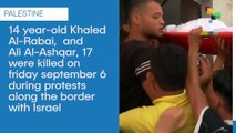 Two Teenagers Killed By Israeli Forces