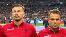 L'incroyable erreur d'hymne ce soir lors du match France -Albanie : La rencontre retardée de plusieurs minutes près cet incident