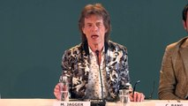 Jagger apoia protestos