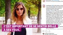 """Victime de body shaming, Camille Cerf peut compter sur le soutien de son chéri : """"Il m'aide à accepter mon image"""""""
