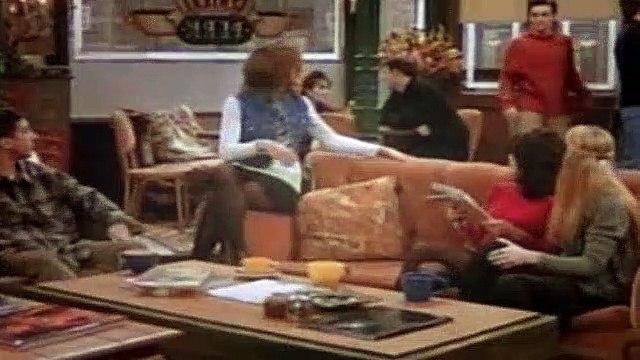 Friends Season 1 Episode 16 The Two Parts (Part 1)