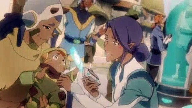 VOLTRON Legendary Defender Season 8 Episode 13 - The End Is The Beginning