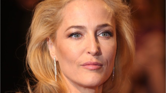 Gillian Anderson Cast As Thatcher: 'The Crown'