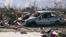 Bahamas contabiliza danos