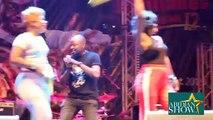 Willy Dumbo improvise un concours de dance au festival des grillades 12