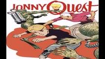 Jonny Quest(1965) ep 1 - O Misterio dos Homens Lagartos