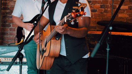 """Ty McKinnie - """"Chill""""   Live at Rockwood Music Hall"""