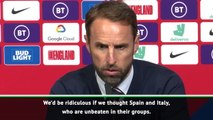 England can compete with champions France and Portugal - Southgate