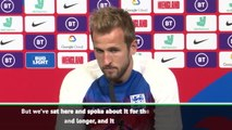 Trophy for England 'more important' than individual awards - Kane