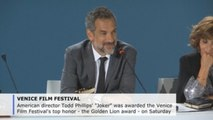"Todd Phillips' ""Joker"" wins Venice Film Festival's Golden Lion award"