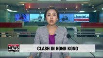 Hong Kong protesters demand video of alleged police brutality