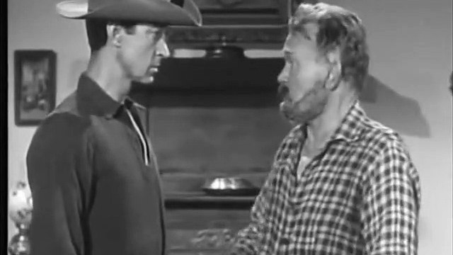"""Classic TV Shows - The Lone Ranger - """"A Message From Abe"""" (1957)"""