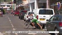 La ville de Papeete subventionne l'achat de vélos