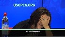 """US Open : Andreescu : """"J'ai rêvé de ce moment depuis si longtemps"""""""