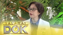 Dr. Corry Avanceña talks about the symptoms and causes of pneumonia among children | Salamat Dok