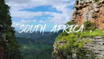 The most beautiful landscapes of South Africa filmed in Drone