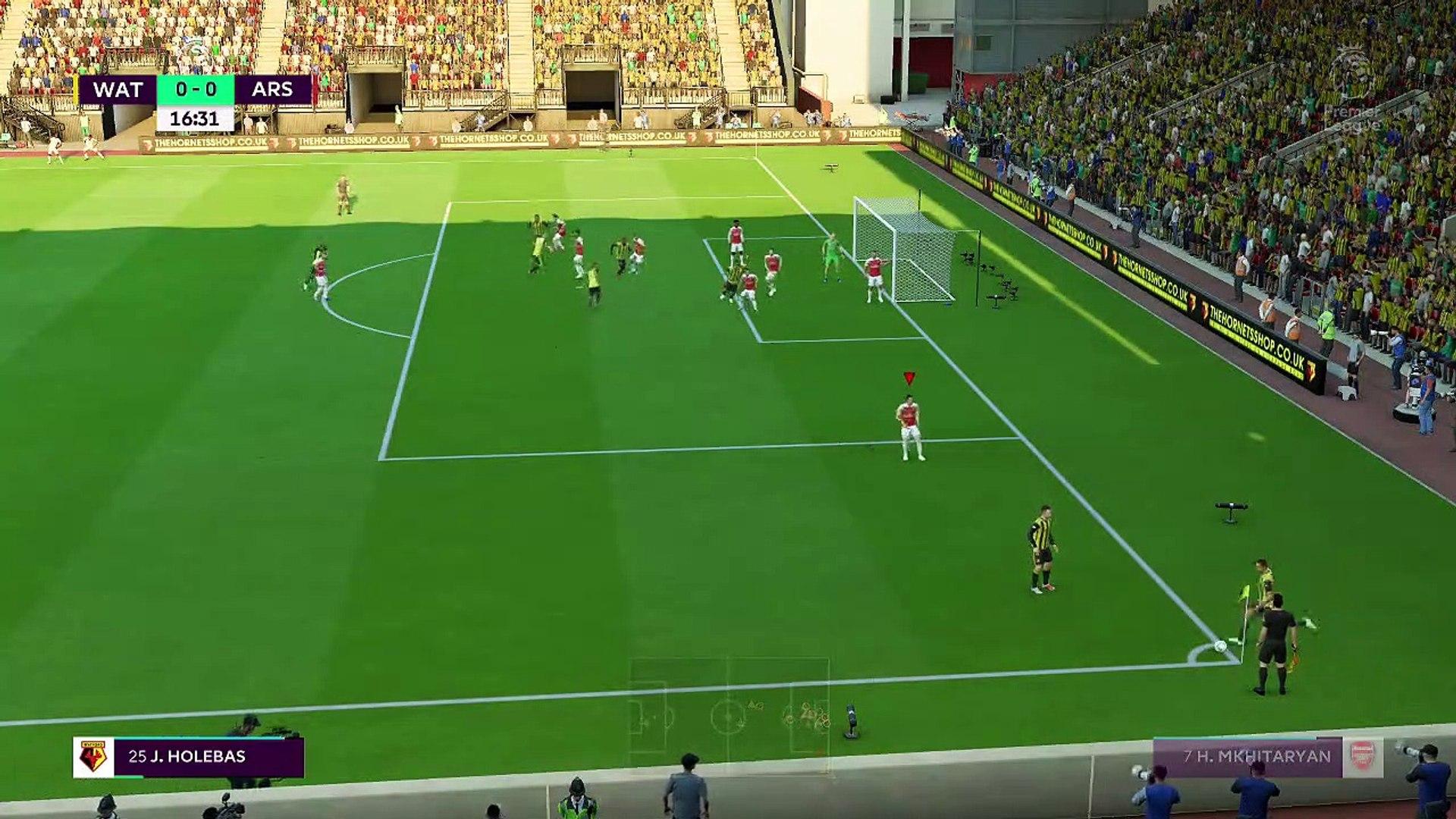Link Xem Trực Tiếp Watford vs Arsenal – Bóng Đá Anh Vòng 5