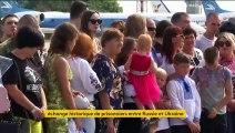 Échange de prisonniers : vers un rapprochement entre la Russie et l'Ukraine ?