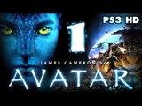 James Cameron's Avatar Walkthrough Part 1 (PS3, X360) [Marine Campaign] HD